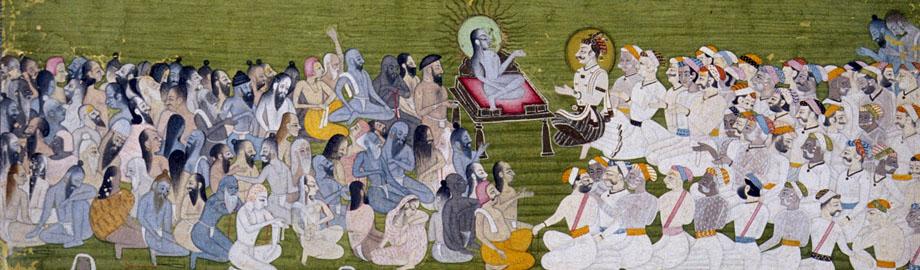 Введение к заметкам Шрилы Гурудева по «Бхагават-сандарбхам»