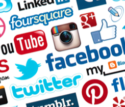 Служение в социальных сетях